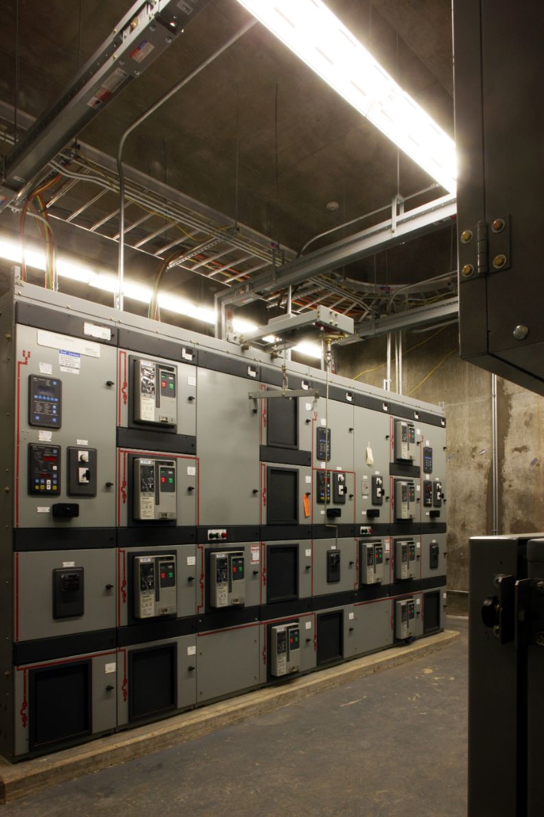 Site Utility Upgrades- 13.8 KV Primary Electrical Distribution System, Nebraska Avenue Complex 1