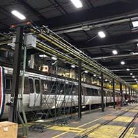 Rehabilitation of Rail Yard Facilities - Yard 1